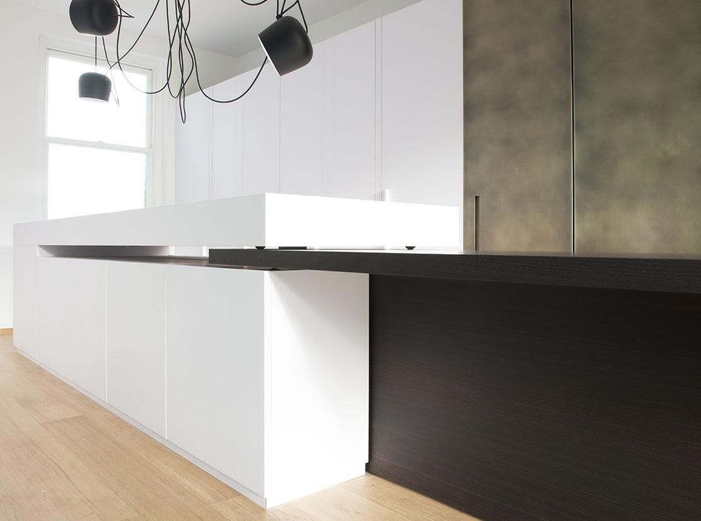 cucina su misura design by simone piva