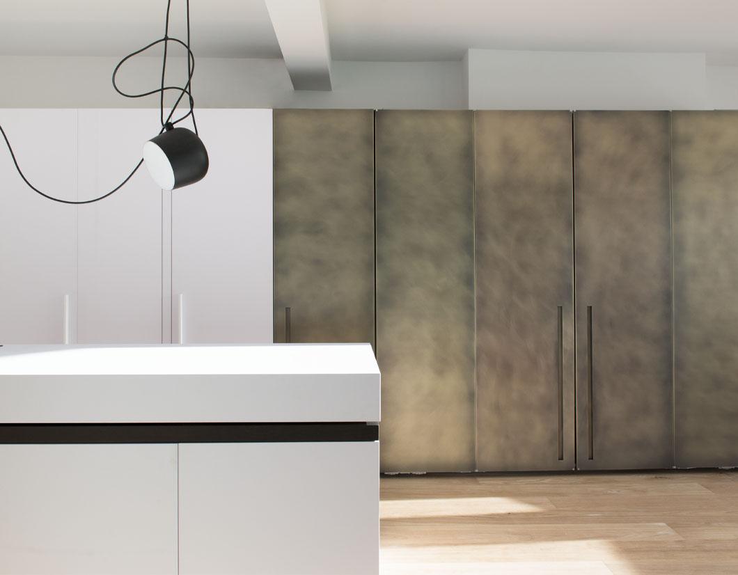 cucina su misura design by simone piva 00